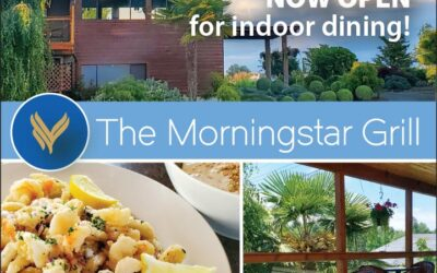 Morningstar Grill Re-opens for Indoor Dining!